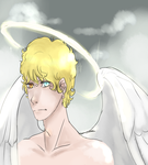 Miguel the angel by ixpipoca