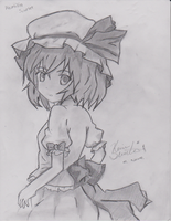 Remilia Scarlet by siinclaiir