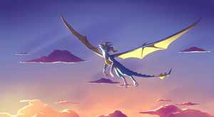 One Day I'll Fly Away by IcelectricSpyro