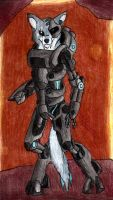 Specter 02 (Traditionnal) by Specter1099