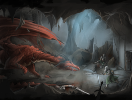 Wrath of the Red Dragon by QuintusCassius