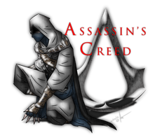 :RQ: Assassin by MoonstalkerWerewolf