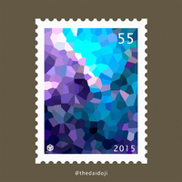 Postage Stamps - Cluster PART 2 by TheDaidoji