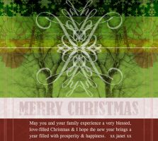 Merry merry Xmas by hippiedesigner