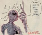 Spidey: It Ain't Hard to Tell by Julianlytle