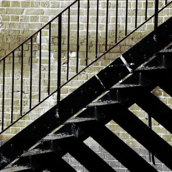 up and down the wall by davespertine