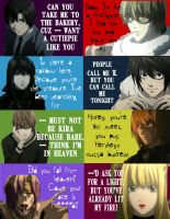 Death Note Pickup Lines 2 by Brown-Eyed-Rocker