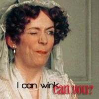 Mrs Bennet icon by rrswong