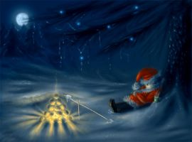 Christmas Rest by Firstborn