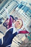 Spider-Gwen by Shermie-Cosplay
