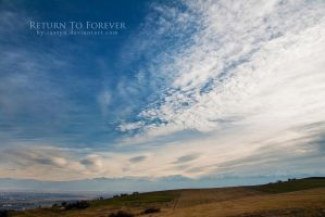 Return To Forever by iustyn
