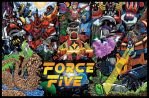Force Five by fbwash