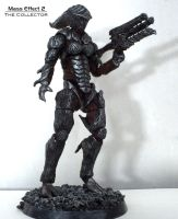Mass Effect 2 - The Collector figure by SomethingGerman