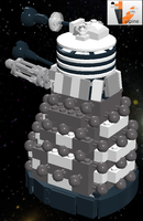 Dalek 2 by VulpineDesignsULTD