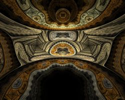 Watch Your Step - Frac 113 by MDK-fractal