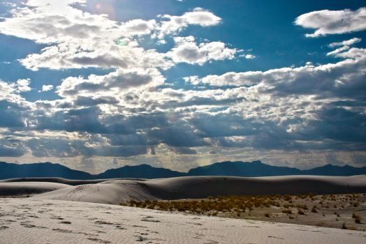 Dunes @ White Sands by f-barros