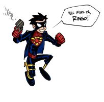 Dedicated to Mike Wieringo by mattcrap