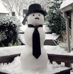 Fancy Snowman by Doctor08