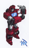 Ironhide by Superbdude1