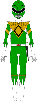 Green Ranger (1993-1994) by WILLIAM-1998