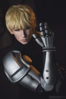 Genos - OPM by vergiil-sparda