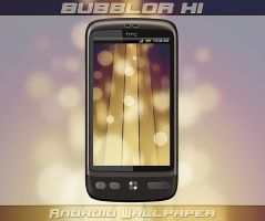 Android wallpaper Bubblor XI by DigitalismIsMyCause