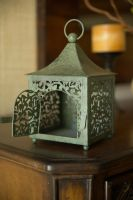 Lantern (Open Perspective Front Lighting) by LadyCarolineArtist
