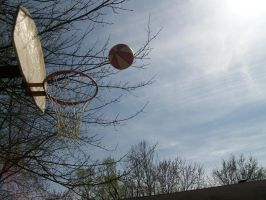 Basketball IV by DominosAreFalling