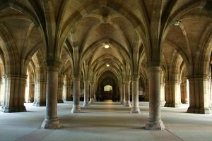 glasgow university 1 by cubstock