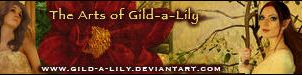 Gild-a-Lily Banner Gift by xgnyc