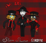 We Are SPG :3 by TeaDeCat