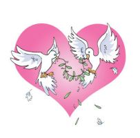 Love Doves by ABwingz