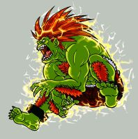 Blanka by shadowstheater