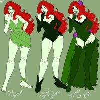 Triple Threat - Ivy by VerdantMistress