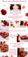 To Make A Strawberry Sandwich by CrustyMuffin