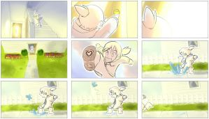 Dream and Let Dream - Part 2 Storyboard by NinthTale