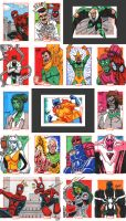 Marvel 75th - Part 4 by SeanRM