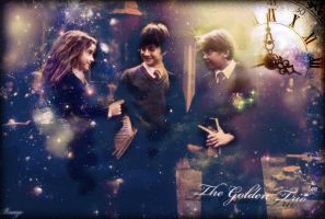 The Golden Trio by Breeze15-03