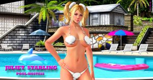 Juliet Starling    POOL-HOSTESS    4-14-2014 by blw7920
