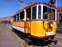 Classic Tram by andrew0807