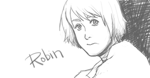 Robin by escape-emotion