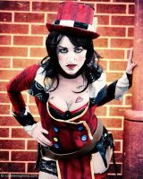 Borderlands MAD MOXXI Tiffany Dean Cosplay by BabyGirlFallenAngel