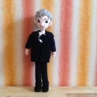 The 3rd Doctor V2 by Ulla-Andy