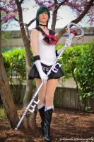 SM - Sailor Pluto by SailorAnime