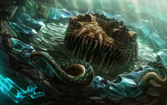 Yogg Saron by UnidColor