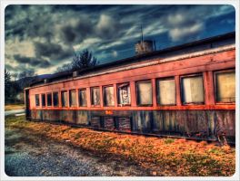 OBG - Old Train by barefootphotos