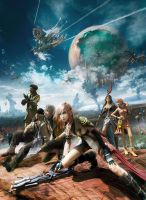 Final Fantasy XIII 6 by sassycerulean