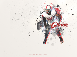 Thaddeus Gibson wallpaper by KevinsGraphics