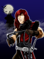 Simon Belmont chronicleVer by AYATO-K