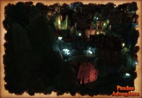 Pirates Hideout - Screen 1 by PiratesAdventure
